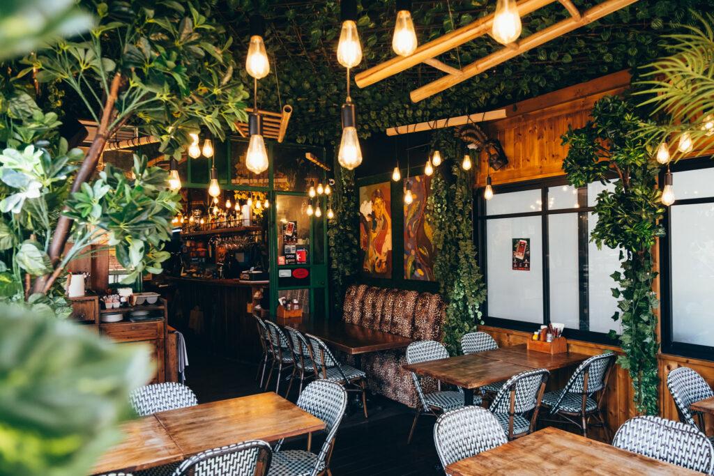 תמונה של חלל המסעדה 2